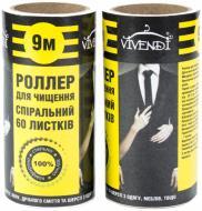 Запаска для липкого валика Vivendi 60 лист. 2 шт.