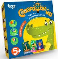 Игра настольная Danko Toys Соображай-ка русский язык (10) GSO-01-01