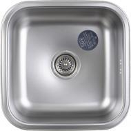 Мийка для кухні Water House MODERN-46D у комплекті з сифоном