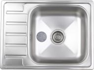 Мийка для кухні Water House Modern-65D + сифон