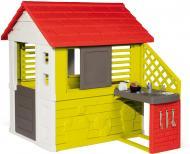 Будиночок Smoby Сонячний з літньою кухнею 810713