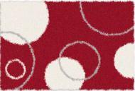 Килим Acvila grup Shaggy 1039-1-34215 2x2 м