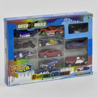 Набор машин Small Toys GBS868-10 10 шт (2-71495A)