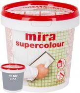 Фуга MIRA Supercolour 120 1,2 кг серый