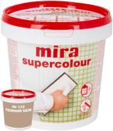 Фуга MIRA Supercolour 132 1,2 кг темно-бежевий