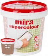 Фуга MIRA Supercolour 138 1,2 кг коричневий