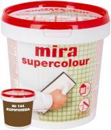 Фуга MIRA Supercolour 144 1,2 кг коричневий
