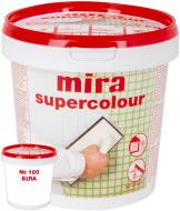 Фуга MIRA Supercolour 100 1,2 кг білий