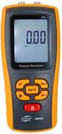 Мікроманометр диференційний BENETECH GM505