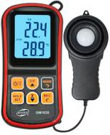 Люксметр BENETECH GM1030 с термометром