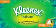 Серветки гігієнічні у боксі Kleenex Balsam 72 шт.