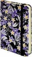 Книга для нотаток Квіти 88x140 мм 80 арк Nota Bene