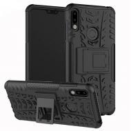 Чехол Armor Case для Asus Zenfone Max Pro M2 (ZB631KL) Черный (hub_cYLJ20832)