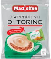 Кава розчинна MacCoffee Cappuccino di Torino с корицею 25 г