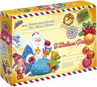 Подарунок новорічний Konti Офіційне представницво Діда Мороза в Україні 320 г (4823088602418)
