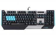 Клавіатура ігрова A4Tech (B865 Bloody (Gun Grey) LK Red) grey