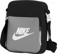 Сумка через плече Nike CV1408-010 білий із чорним
