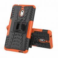 Чехол Armor Case для Nokia 2.1 Оранжевый (hub_PbZF78231)