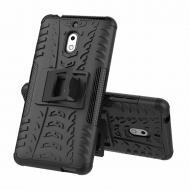 Чехол Armor Case для Nokia 2.1 Черный (hub_PoJd66623)