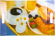Таця Сніданок 47x31 см