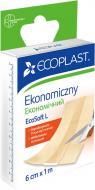 Набір пластирів ECOPLAST економічний EcoSoft L 6 см 1 м