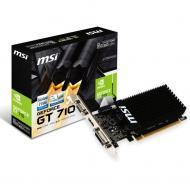 Видеокарта PCI-Ex GeForce GT 710 2048 MB DDR3 GT 710 2GD3H LP (4884287)