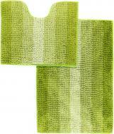 Набір килимків Dariana світло-зелений