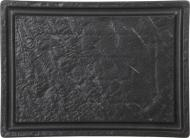 Блюдо прямокутне Lavastone Black 33,5х23,7 см