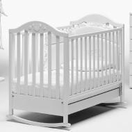 Ліжко дитяче Baby Italia DIDI WHITE