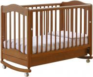 Ліжечко дитяче Baby Italia EURO ANTIQUE WALNUT