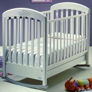 Ліжко дитяче Baby Italia CINZIA LUX WHITE