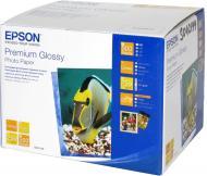 Папір Epson  13х18 см Premium Glossy Photo Paper 500 арк. C13S042199 C13S042199