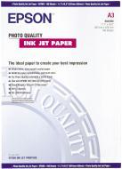 Папір Epson  А3+ Photo Quality InkJet Paper 100 арк. C13S041069 C13S041069