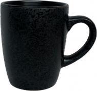 Чашка Seeds 360 мл черная Bella Vita