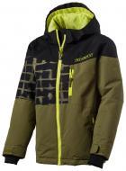 Куртка Firefly Carter jrs 280377-903057 р.152 оливковый
