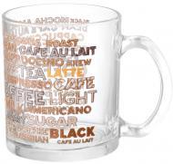 Чашка Роспись кофе 340 мл Danore