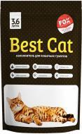 Наповнювач для котячого туалету Best Cat White 3,6 л