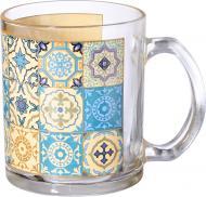Чашка Фреска синяя 340 мл Danore