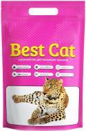 Наповнювач для котячого туалету Best Cat Pink Flowers 10 л