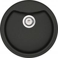 Мийка для кухні Water House Deka DMR 01.51 black