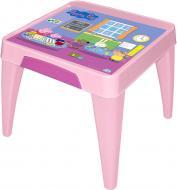 Стол детский Little Angel Я росту Свинка Пеппа розовый LA4502РРРЗ