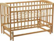 Ліжечко дитяче Гойдалка на шарнірах
