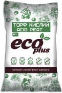 Субстрат торфяной Eco Plus Торф кислый 50 л