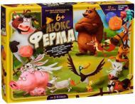 Гра настільна Danko Toys Ферма Люкс (укр.) G-FL-UA-01-01