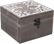 Сундучок Marocco SH72283-S 15х15х10 см