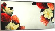 Зеркало SEAPS Белая манголия 122х62х3 см №3405