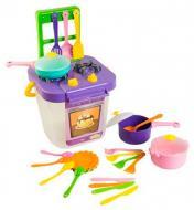 Набір дитячого посуду Тигрес Ромашка 29 предметів 39373