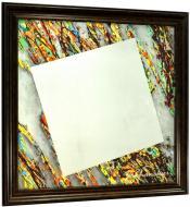 Зеркало авторское SEAPS Orange 102 Degrees Mirranizm 68х68х3 см №6174