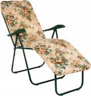 Кресло-шезлонг OLSA Машека Цветы 68,5x108,5 см
