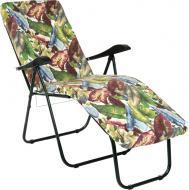 Кресло-шезлонг OLSA Машека Листья 68,5x108,5 см